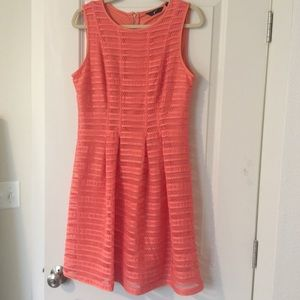 GNW Coral dress in size 10👗